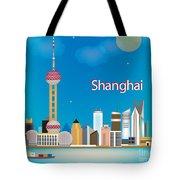 Shanghai Tote Bag by Karen Young