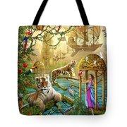 Shangri La Summer Tote Bag