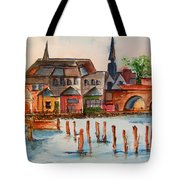 Shannon River Tote Bag