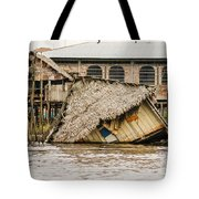 Shanty Town Disaster Tote Bag