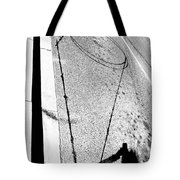Shape And Shadow No.50 High Contrast Version Tote Bag
