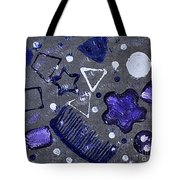 Shape From The Series The Elements And Principles Of Art Tote Bag