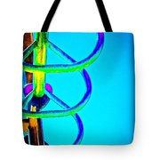 Shape No.21 Color Version Tote Bag