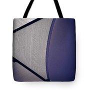 Shape No.3 Purple Version Tote Bag