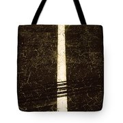 Shape No.35 Brownish Version Tote Bag