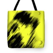 Shape Of The Shadow Tote Bag