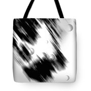 Shape Of The Rain Tote Bag