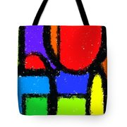 Shapes 4 Tote Bag