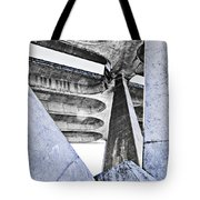 Shapes And Forms Tote Bag