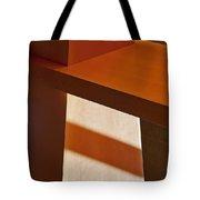 Shapes And Shadows Tote Bag