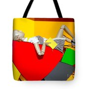 Shapes And Style Tote Bag