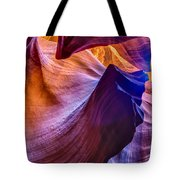 Shapes In The Canyon Tote Bag