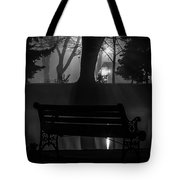 Shapes In The Park  Tote Bag