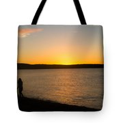Shared Silhouette Tote Bag