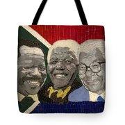 Sharing A Joke Tote Bag