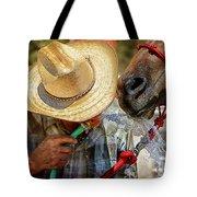 Sharing Tote Bag