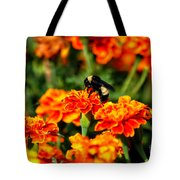 Sharing The Nectar Of Life 02 Tote Bag