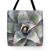 Sharply Circular Tote Bag