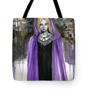 Shattered Faith Tote Bag by Jimmy Adams