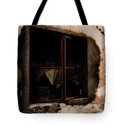 Shattered Past Tote Bag