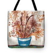 Shaylynne And Vaughn's Bouquet Tote Bag