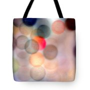 She Lights Up The Room Tote Bag