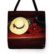 She Loved Hats Tote Bag