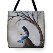 Surreal Paintings Tote Bag