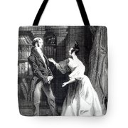 She Then Told Him What Mr Darcy Had Voluntarily Done For Lydia Tote Bag