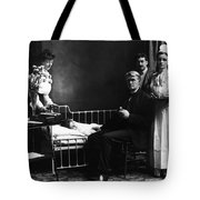 She Will Get Better Tote Bag