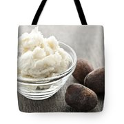 Shea Butter And Nuts  Tote Bag