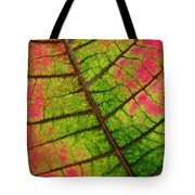 Shed Foliage Tote Bag