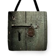 Shed Of Secrets Tote Bag