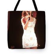 Sheena Easton Tote Bag