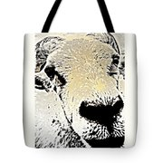 What A Sheep Face To Have   Tote Bag