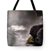 Sheep Falls Mist Tote Bag
