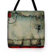 Sheep Or Not So - Bb06 Tote Bag