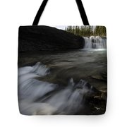 Sheep River Falls Alberta Canada 1 Tote Bag