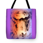 The Sheep Feel The Shame But It Isn't Her Fault  Tote Bag