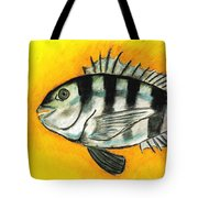 Sheeps Head Tote Bag