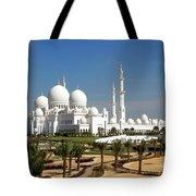 Sheikh Zayed Bin Sultan Al Nahyan Grand Tote Bag
