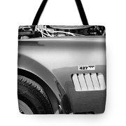 Shelby Cobra 427 Engine Tote Bag