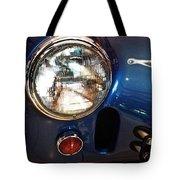Shelby Cobra Circa 1965 Tote Bag