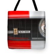 Shelby Gt 500 Tote Bag