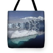 Sheldon Glacier Tote Bag