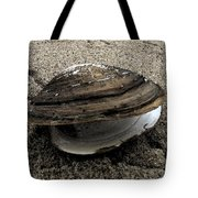 Shell  Abstract Tote Bag