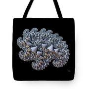 Shell Amoeba Tote Bag