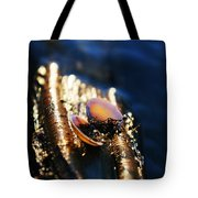Shell By The River Tote Bag