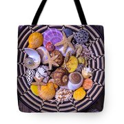 Shell Collecting Tote Bag by Garry Gay
