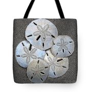 Shell Effects 12 Tote Bag